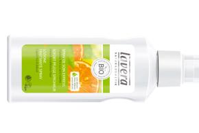 Un spray bio pour soigner vos cheveux
