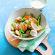 Recette : Salade tiède de haricots et haddock, crème au citron
