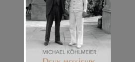 Deux messieurs sur la place de Michael Köhlmeier - Editions Jacqueline Chambon