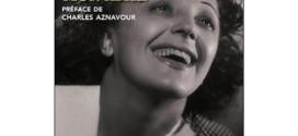 Piaf mon amie - Ginour Richer - Editions Denoël